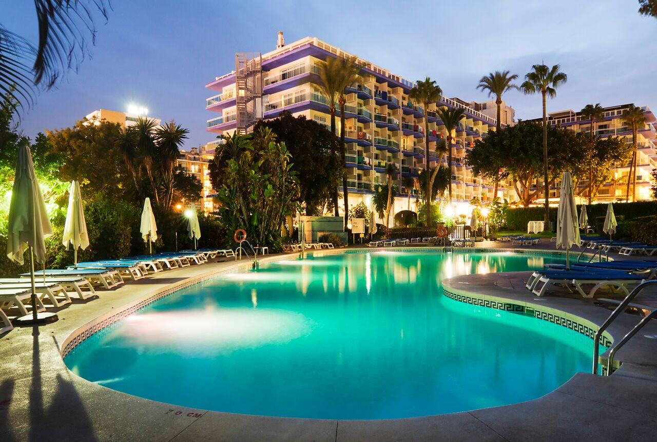 Hotel Palmasol Benalmádena